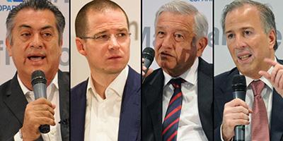 Todo Listo Para el Segundo Debate Presidencial: INE