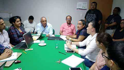 Simposio Internacional y Resultado de Estudio Prospectivo de Zona Econó0micas Organiza la UPTAP.