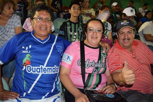 """Cafetaleros F.C."" Imparables"
