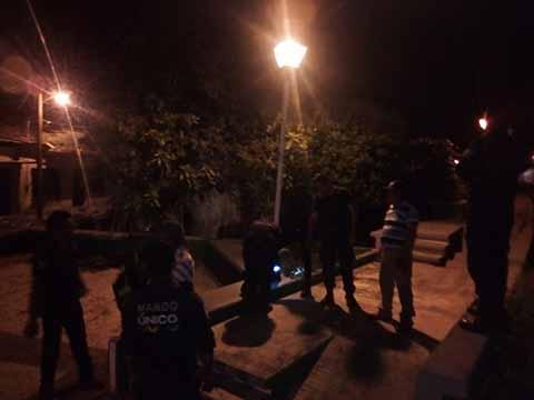 Refuerzan Operativos Antipandillas en Huixtla