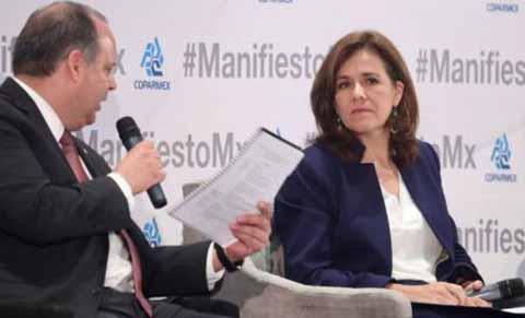Margarita Zavala Renunció a la Candidatura Presidencial en México