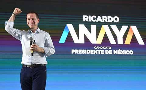 """""""No es Populismo"""" Entrega Masiva de Monederos Electrónicos: Anaya"""