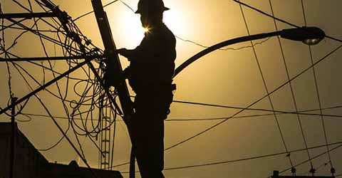 Realizan Apagones de Emergencia por Baja Disposición Eléctrica