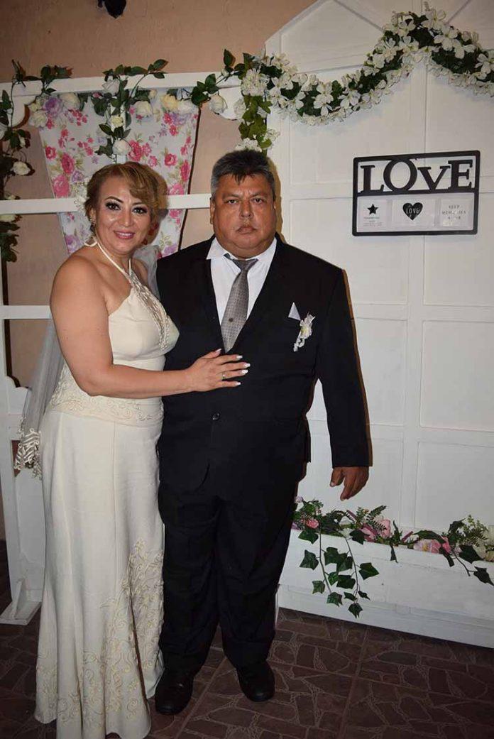 Claudia Cortes & Luis Villarreal.