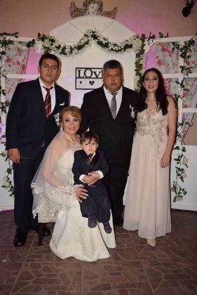 Familia Villarreal Cortes.