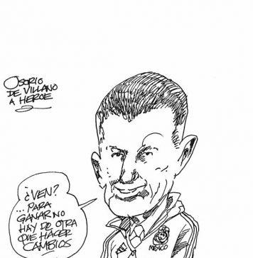 OSORIO, DE VILLANO A HÉROE