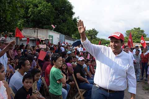 Mi Legislatura Sera Incluyente, Haremos Equipo con la Ciudadanía: César Ramírez