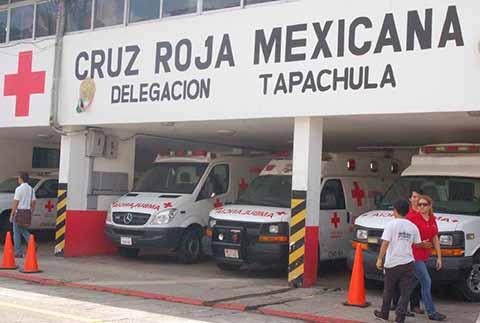 Incrementarse Accidentes por las Lluvias: Cruz Roja