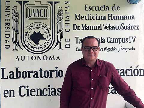 Convocan a Participar a Maestría en Ciencias Biomédicas en la Unach