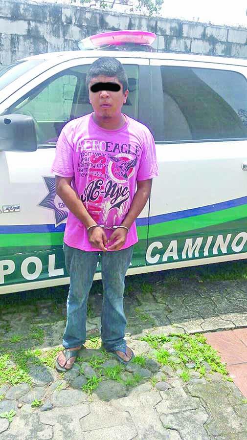 Detienen a Sujeto con Cocaína y Crack