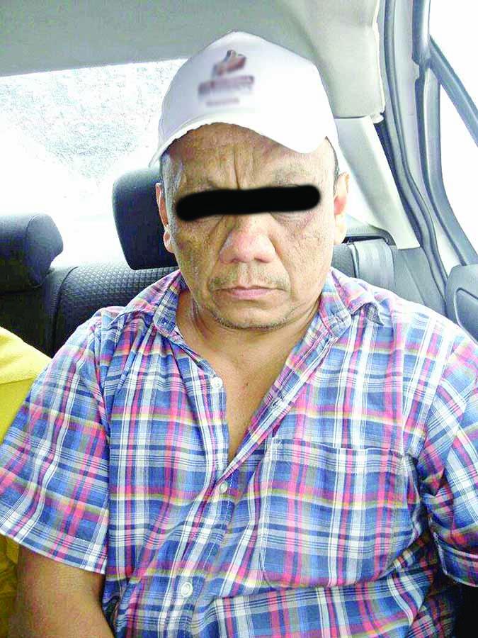 Dos Detenidos por Presunto Asalto con Violencia