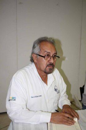 Oscar Ballinas, Director Planetario Tapachula.