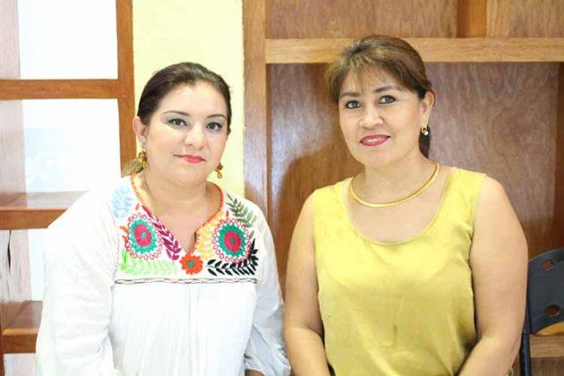 Lucia Corrales, Elsie López.