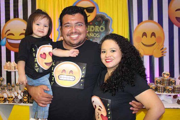 Familia Villalba Ovilla.