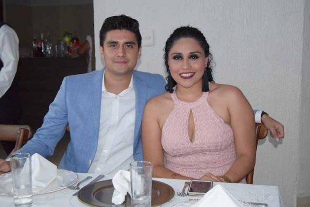 Fernando Córdova, Daniela Ruiz.