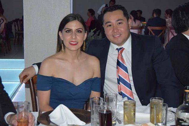 Pamela Regalado, Pablo Chong.
