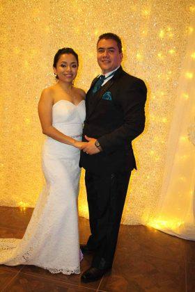Melissa Vázquez & Abraham García.