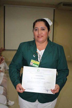Verónica Ochoa.