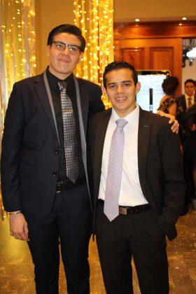 Emiliano Matus, Alejandro Tomasini.