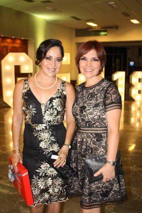 Sheila Horita, Luz María D´Argence.