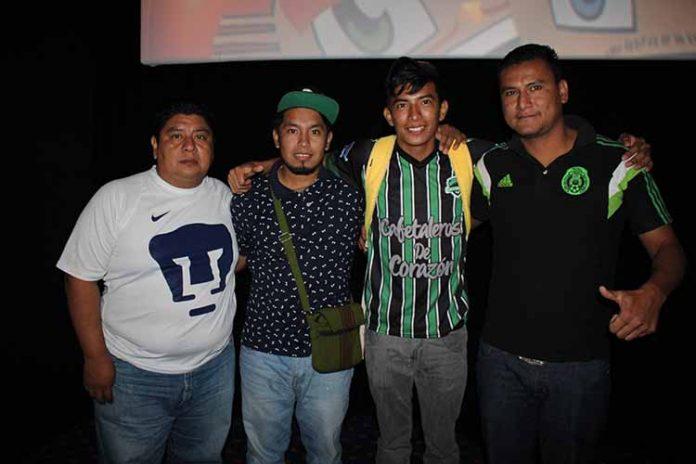 Ervin Martínez, Rodrigo Cruz, José Suárez, Ever Villegas.