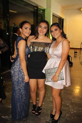 Fernanda Ornelas, Marian del Pino, Camila Cortés.