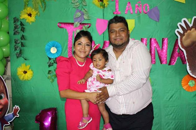 Guadalupe Domínguez, Ivanna Ruiz, Jesús Ruiz.
