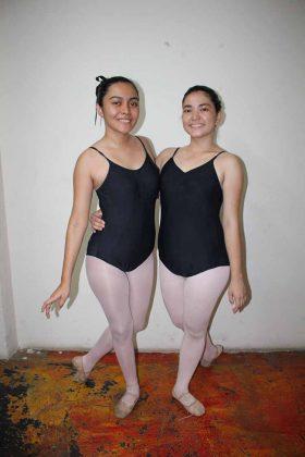 Daniela Anguiano, Midori Reyes.