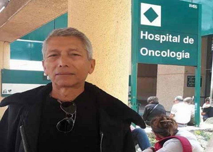 Alberto de la Cruz Aguilar informó que durante 2 años le entretuvieron con medicamentos que los médicos sabían que no le servían como tratamiento.