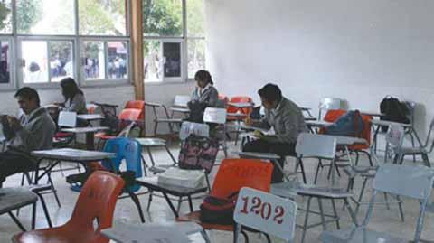 Grave Deserción Escolar en Chiapas