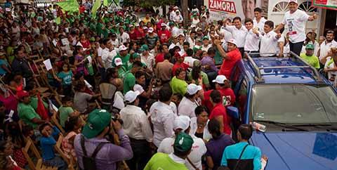 Coalición de Colonias Populares de Tapachula se Suma a Proyecto de Enrique Zamora Morlet