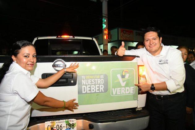 Ex presidentes municipales del partido tricolor, así como diversas organizaciones productivas, externaron su apoyo incondicional al candidato a la Presidencia de Tapachula, Enrique Zamora Morlet, de quien dijeron es la mejor opción para el próximo 1 de julio.