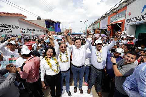 En Chiapas Tendremos Empleos Bien Pagados: FCC