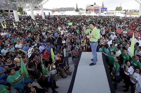 Proteger el Sector Ganadero Será Prioridad de mi Gobierno: Fernando Castellanos