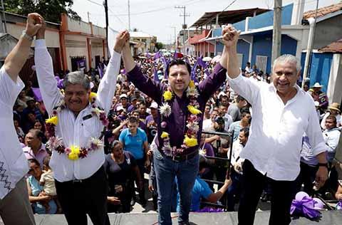 Castellanos: Tendremos un Gobierno Próspero