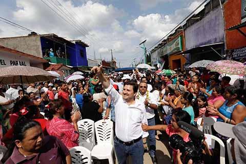 Vota por Chiapas: Fernando Castellanos