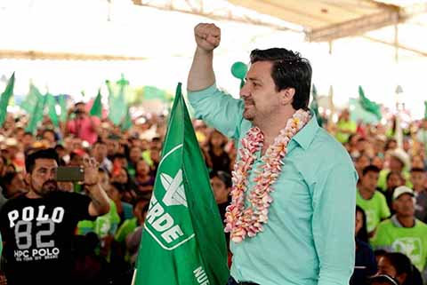 Por Unanimidad Ratifica el TEPJF la Candidatura de Fernando Castellanos