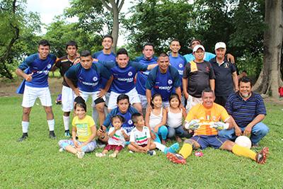 Jocelyn Golea a Deportivo Mod