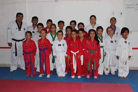 Realizarán Evaluaciones a Taekwondoínes