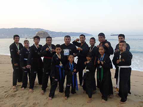 Taekwondoínes de Tapachula y Pijijiapan Obtienen Primeros Lugares