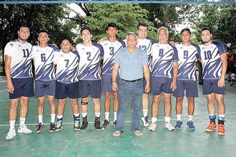 SCT, Campeón del Voleibol