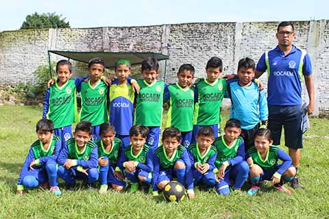 CEFOR Rocaem Vence a Real Tapachula