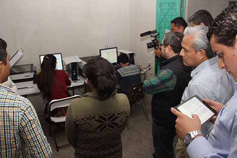 IEPC Realiza Segundo Simulacro del PREP en Chiapas