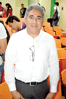 Artemio Enríquez,Sub Director Académico ITT.