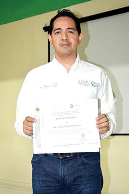 Jesús Vega Herrera, conferencista.