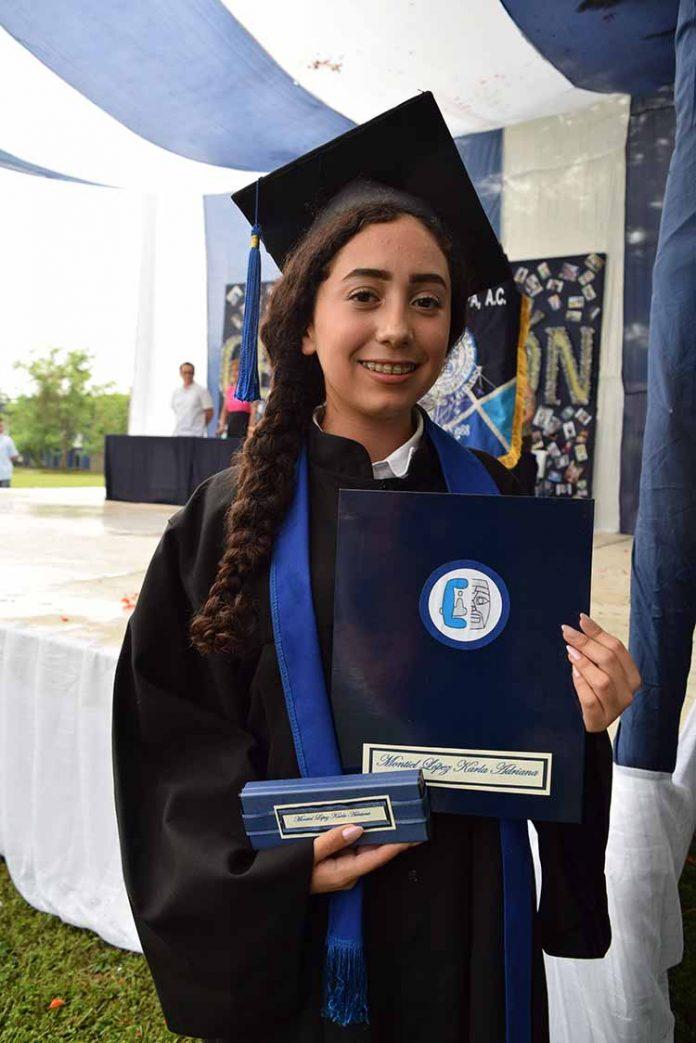 Karla Adriana Montiel López.