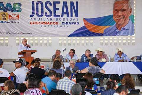 Aguilar Bodegas Ofrece Seguridad Para Productores