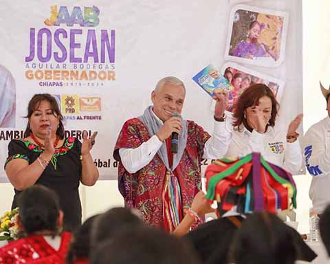Terminar con Desigualdad y Discriminación en Los Altos de Chiapas: Josean