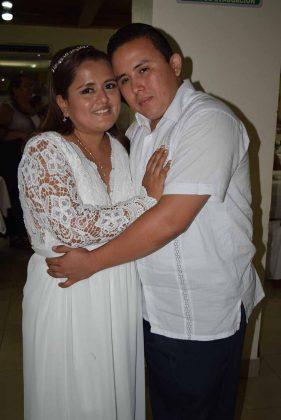 Nathalia García & José Juan Rivera.