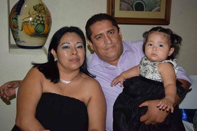 Familia Moreno Molina.